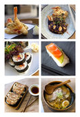 Japanese gastronomy — Stock Photo