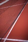 Tennisbaan — Stockfoto