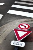 Traffic sign — Stock fotografie
