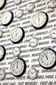 часы — Стоковое фото
