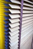 Venetian blinds — Stock Photo
