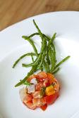 Tartar de pescado — Foto de Stock