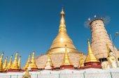 Kyaik Kyauk ,Bago Myanmar on 20 February 2014 — Stock Photo
