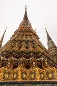 Wat Pho, Temple of the Reclining Buddha ,Bangkok,Thailand — Stock Photo
