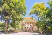 扫管笏 Pa Suthawat,泰国的沙功那空 — 图库照片