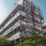 Renovate low rise condominium — Stock Photo #67012405