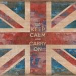 Постер, плакат: Keep Calm