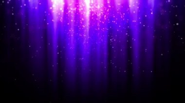 Abstract Shine Background Particles — Stock Video