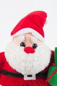 Anta Claus rag doll  — Stock Photo