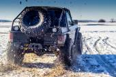 Off road vehicle — Stock Photo