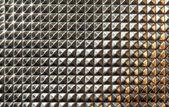Bumped foil — Stock Photo