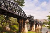 The Bridge on the River Kwai — Stock Photo