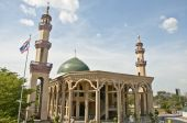 Mosque in Thailand — Stock Photo
