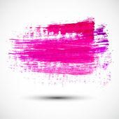 Watercolor brush strokes — Stock Vector
