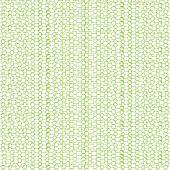 Groene naadloze ornament patroon — Stockvector