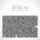 Silver foil texture — Stock Vector