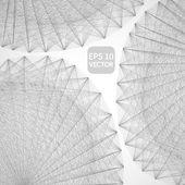 Astratto geometrico — Vettoriale Stock