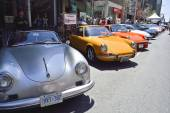 Annual Yorkville Exotic Car Show — Stock Photo