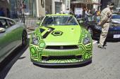 Annuale Yorkville Exotic Car Show — Foto Stock