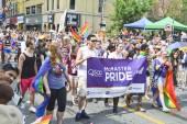 World Pride Parade 2014 — Zdjęcie stockowe