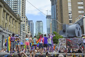 World Pride Parade 2014 — Stock Photo