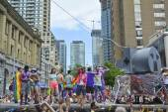 World Pride Parade 2014 — Fotografia Stock