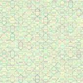 Color seamless cross pattern — Stock Photo