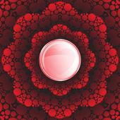 Happy valentines day card — Stock Photo
