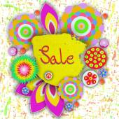 Sale. Offer tag — Stock Photo