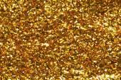 ホリデイ ・黄色のキラキラ — ストック写真