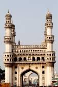 Charminar at Hyderabad, Andhra pradesh, India — Stock Photo