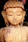 Portrait of Lord Buddha  — Stock Photo