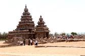 Seashore Temple, Mamallapuram, Chennai, India — Stock Photo