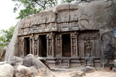 Pancha ratha temples in Mammallapuram, India — Stock Photo