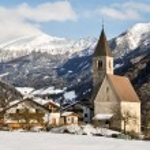 Alpine village — Stock Photo #68104487