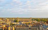 View of Cambridge's Colleges — Stock Photo