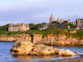 Coastline in St. Andrews — Stock Photo