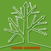 Choice1 — Stock Vector