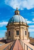 Palermo katedralen — Stockfoto