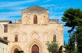 Palermo Magione church — Stock Photo
