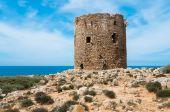 Torre de espanhol — Fotografia Stock