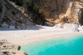 Cala Mariolu beach — Stock Photo
