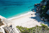 Cala Fuili beach — Stok fotoğraf