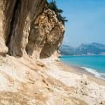 Cala Luna beach — Stock Photo #61172641