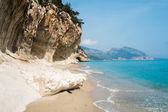 Cala Luna beach — Stock Photo