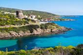 Asinara island in Sardinia, Italy — Stock Photo