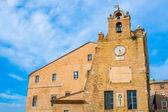 Palazzo degli Anziani — Stock Photo