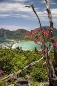 Koh Phi Phi island — Stock Photo