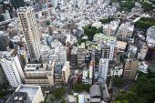 Tokyo view — Stock Photo