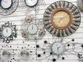 Wall of time — Stock Photo